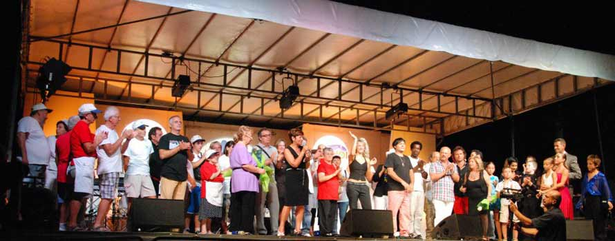 Agosto con noi 2012