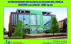 Inaugurazione Centro Clinico di Prevenzione Oncologica